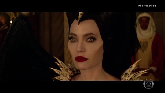 Angelina Jolie diz que Malévola é sua segunda personalidade
