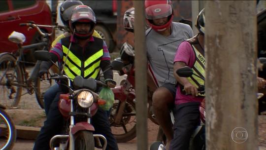 TJ derruba lei que proibia serviço de mototáxi na cidade de São Paulo
