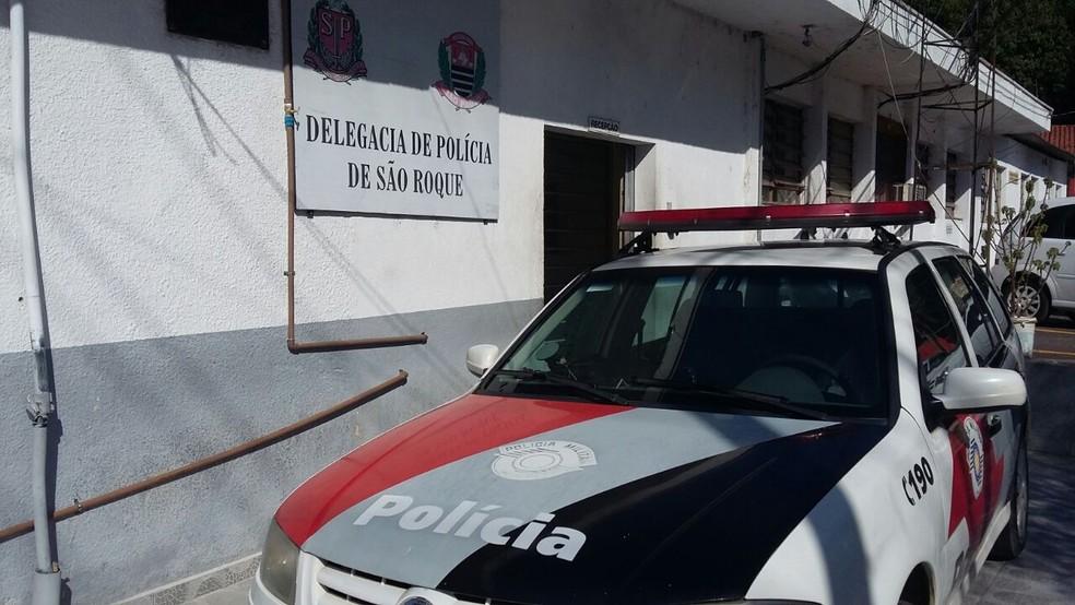 Caso será investigado pela Polícia Civil de São Roque (Foto: São Roque Notícias/Arquivo pessoal)