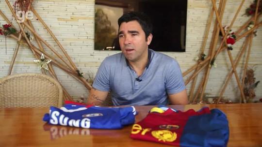 História passada a limpo: Deco relembra duelos Barça x Chelsea e aponta favorito