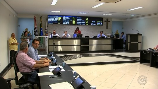 Vereadores de Tatuí aprovam orçamento do município para 2018