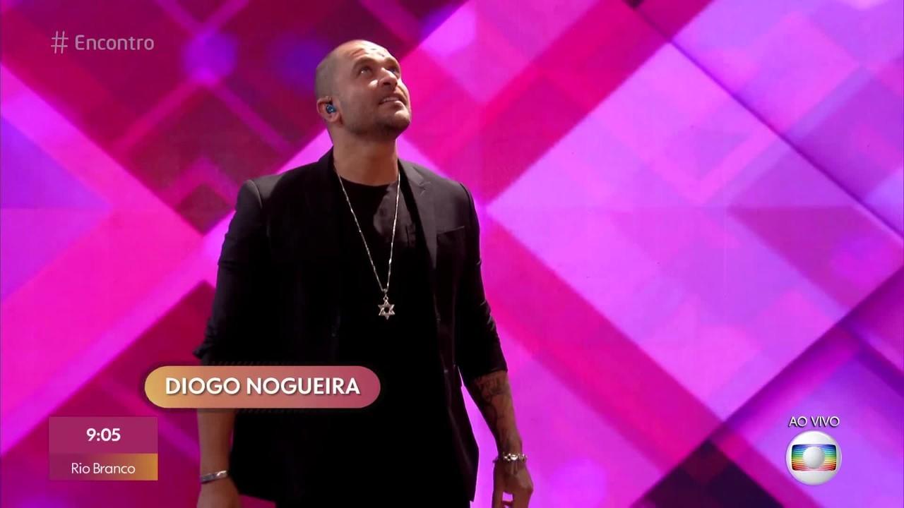 Diogo Nogueira canta 'Andança'