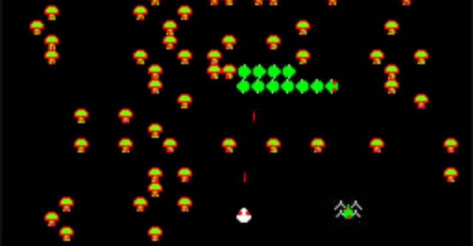 Centipede (1980), jogo desenvolvido por Dona Bailey (Foto: Reprodução)