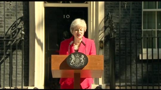 Olhar Em Pauta: primeira-ministra britânica lembra que é a 2ª mulher no cargo
