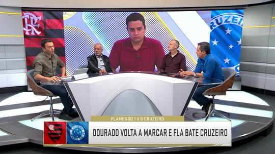 Para Sérgio Xavier, Vitinho tem pressão maior por ser o substituto de Vinícius Junior