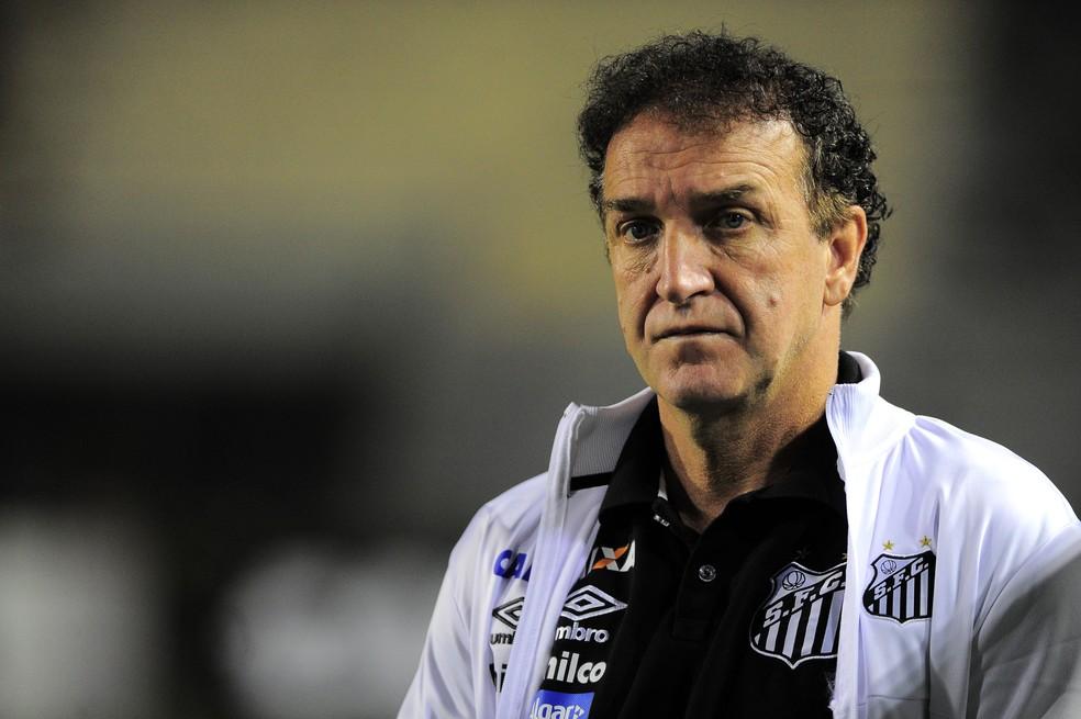 Cuca é o quarto técnico em aproveitamento de pontos no Brasileirão 2018 — Foto: Marcos Ribolli