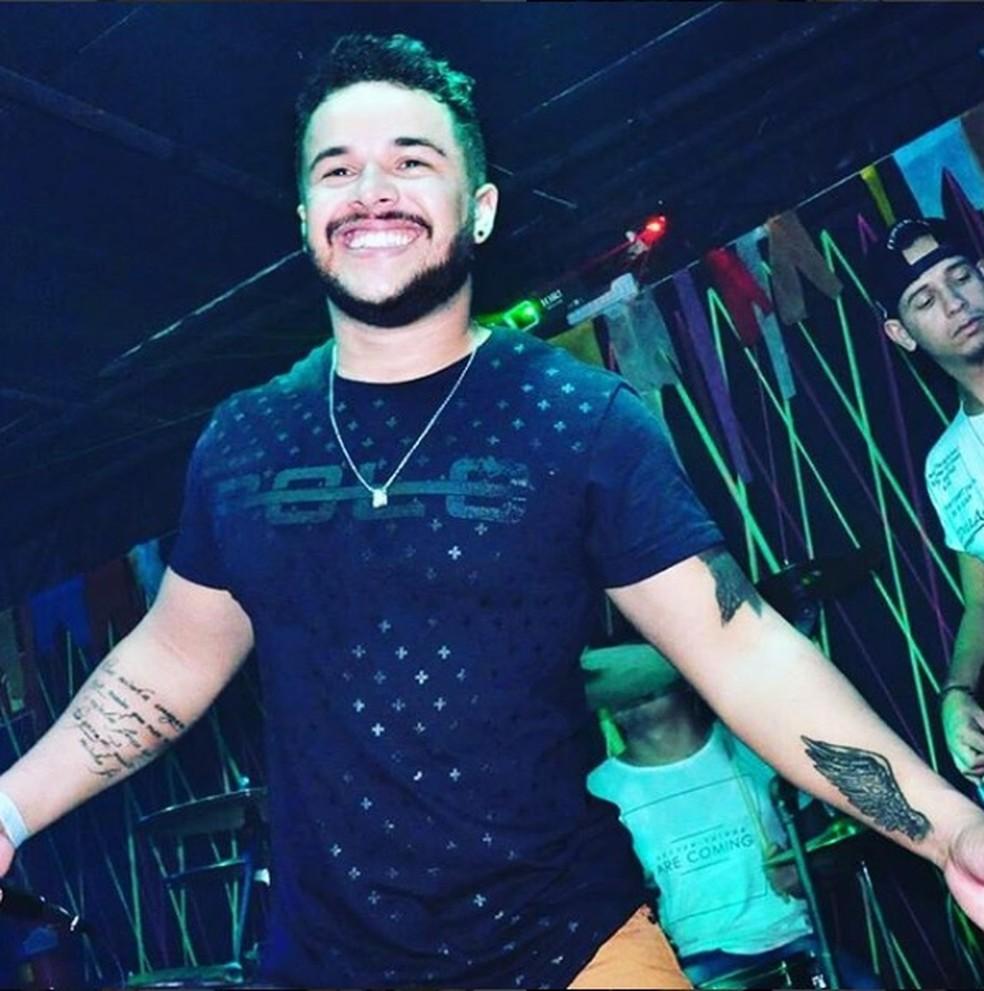 Léo Henrique ainda não foi encontrado pela polícia — Foto: Instagram/Reprodução