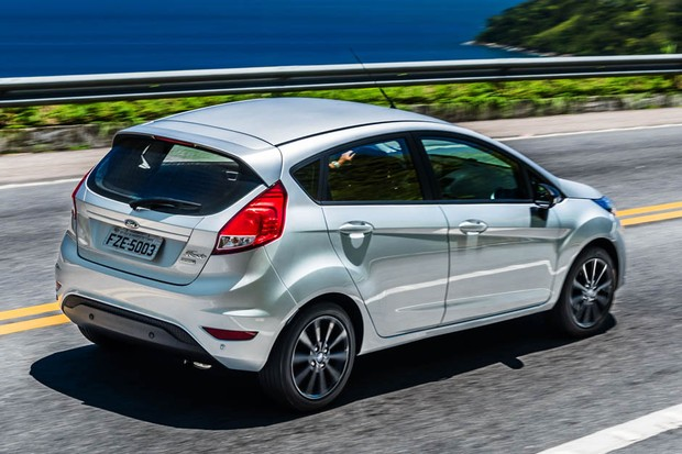 Ford Fiesta SEL Style EcoBoost (Foto: Divulgação)