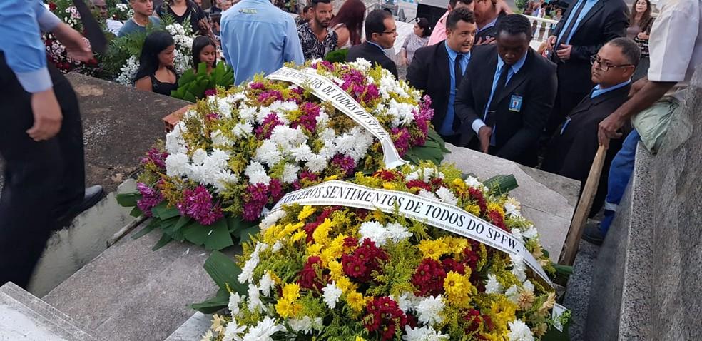 Tales Cotta morreu aos 25 anos neste sábado (27) — Foto: Iana Coimbra/TV Globo