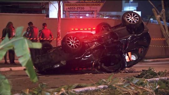 Duas pessoas morrem atropeladas no canteiro central de avenida na zona leste de SP