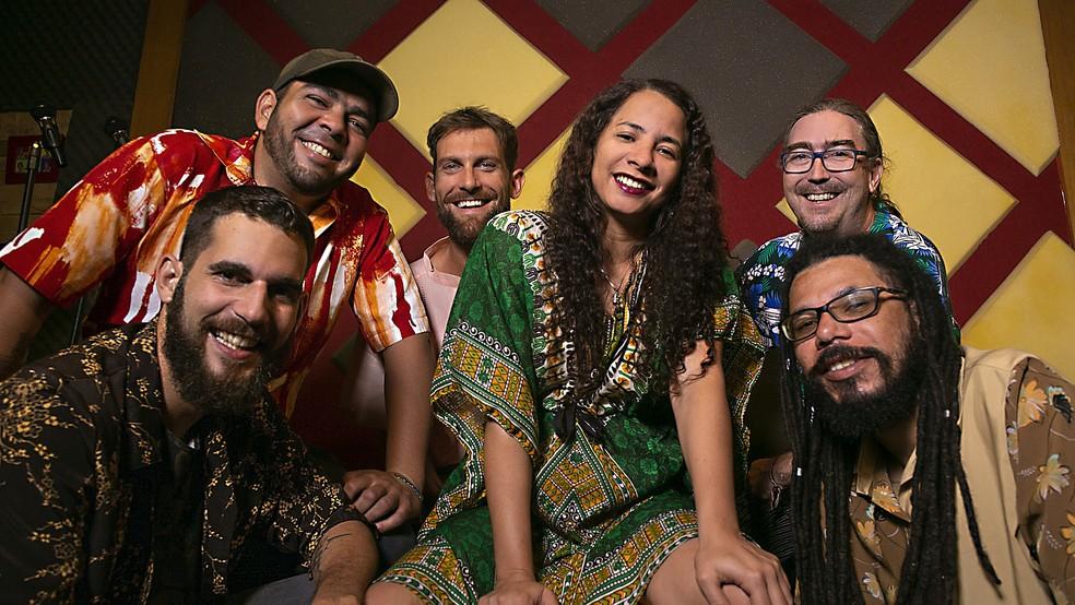 Banda Macumbia — Foto: Divulgação/SecomJP