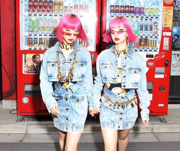 Ami e Aya Suzuki (Foto: Reprodução)