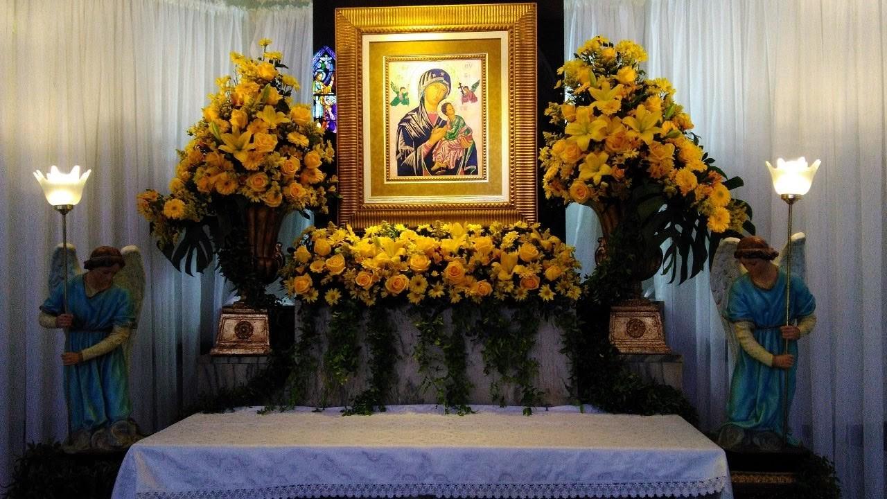 No mês da padroeira, Santuário Redentorista de Campos dos Goytacazes inicia novena