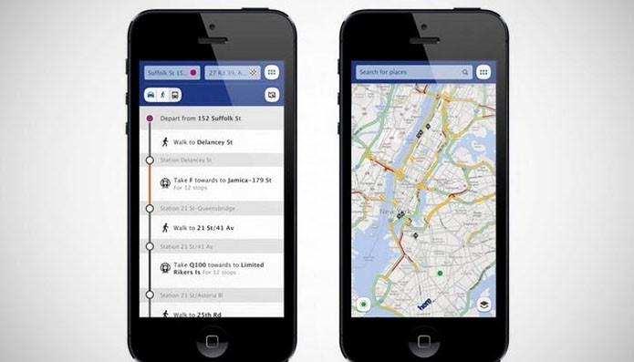 Here Maps vai voltar para iPhone oferecendo acesso a mapas off-line (Foto: Divulgação)