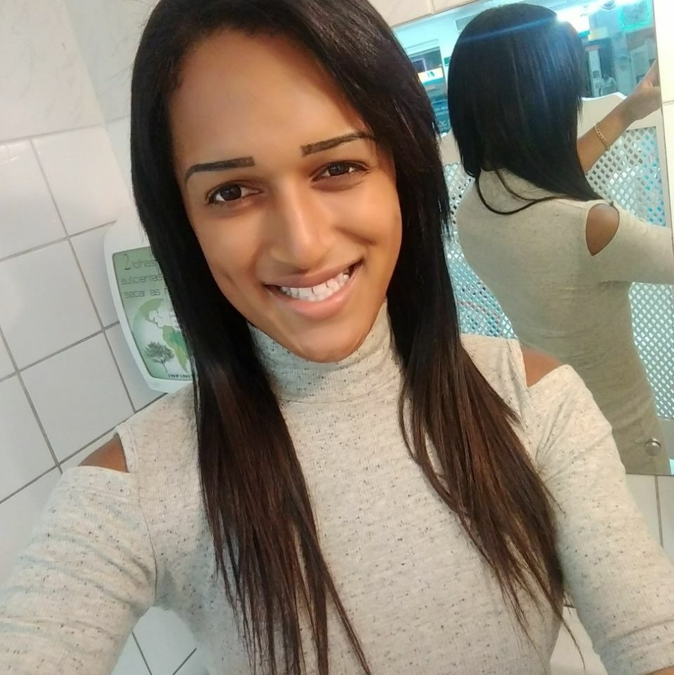 Nicolle tinha 24 anos e morreu após ficar internada dois dias no HC de Marília — Foto: Facebook/ Reprodução