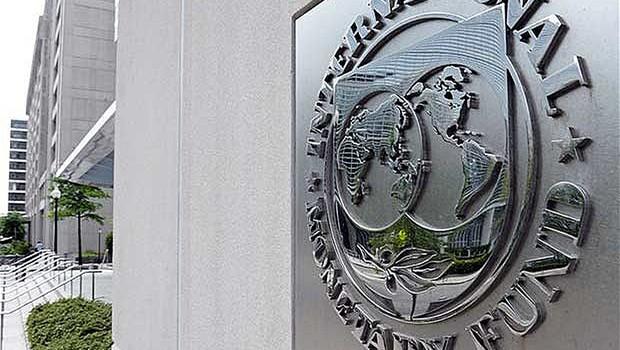 Sede do Fundo Monetário Internacional (FMI) em Nova York, EUA (Foto: Getty Images)