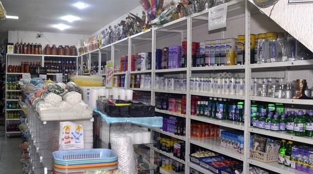 Os produtos da Origem da Fé abrangem diferentes religiões e são capazes de agradar até mesmo o grande público. (Foto: Divulgação)