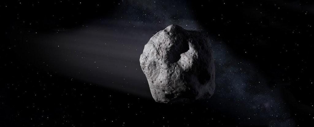 Asteroide 2006QV89 tem uma chance de atingir a Terra em setembro. Mas, calma, isso não significa que é hora de cavar um buraco no quintal e se esconder nele! (Foto: NASA / JPL)