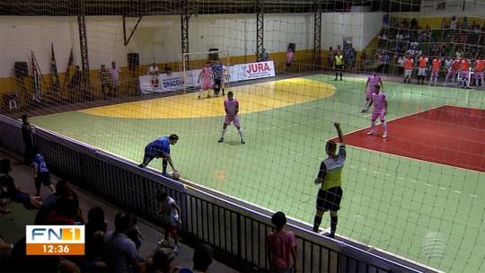 Dracena ganha do Taubaté, fecha 1ª fase em 2º lugar e se classifica para as quartas da Liga Paulista