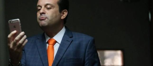 Deputado André Moura (PSC-SE)
