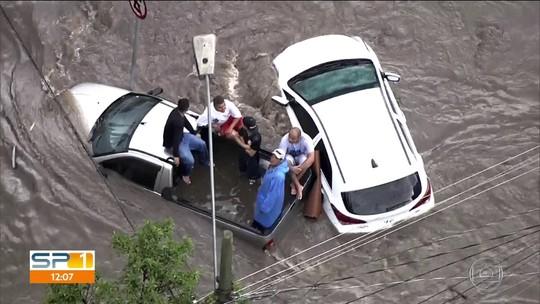 Polícia confirma segunda morte após enchente em São Bernardo do Campo, SP