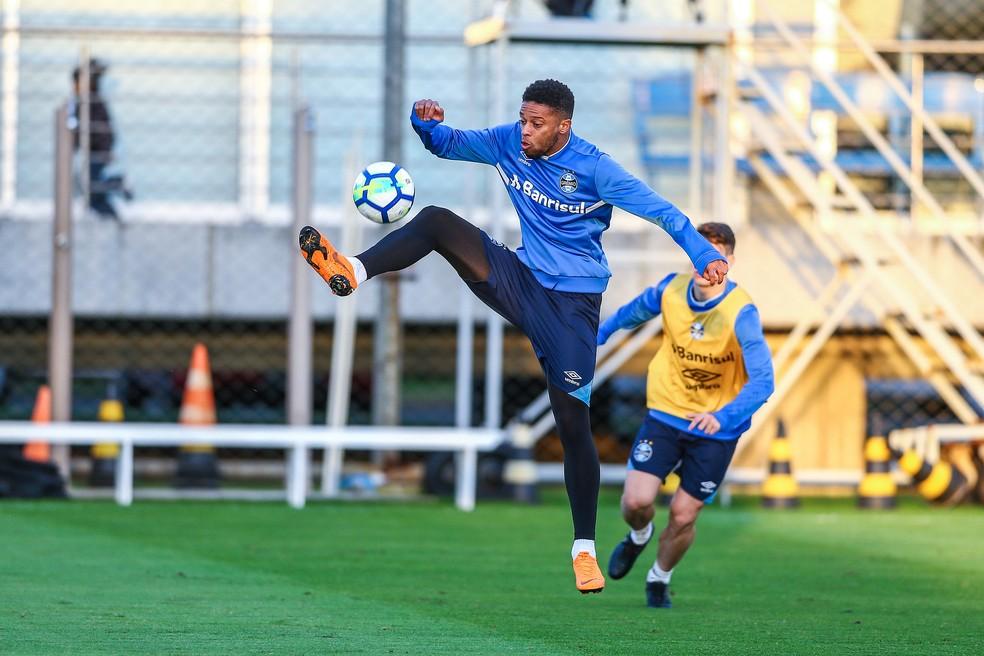 André foi outro investimento pesado do Grêmio (Foto: Lucas Uebel/Divulgação Grêmio)