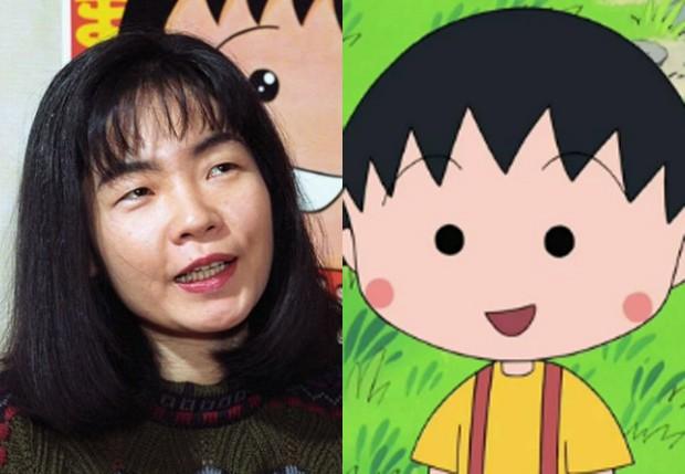 Momoko Sakura criou mangá e anime Chibi Maruko-chan (Foto: Reprodução)