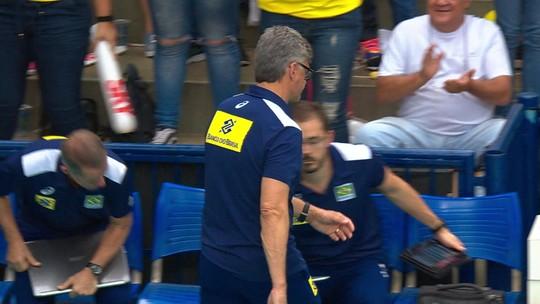 Com brilho de Leal, Brasil impõe ritmo forte e vence amistoso contra Argentina em Campinas