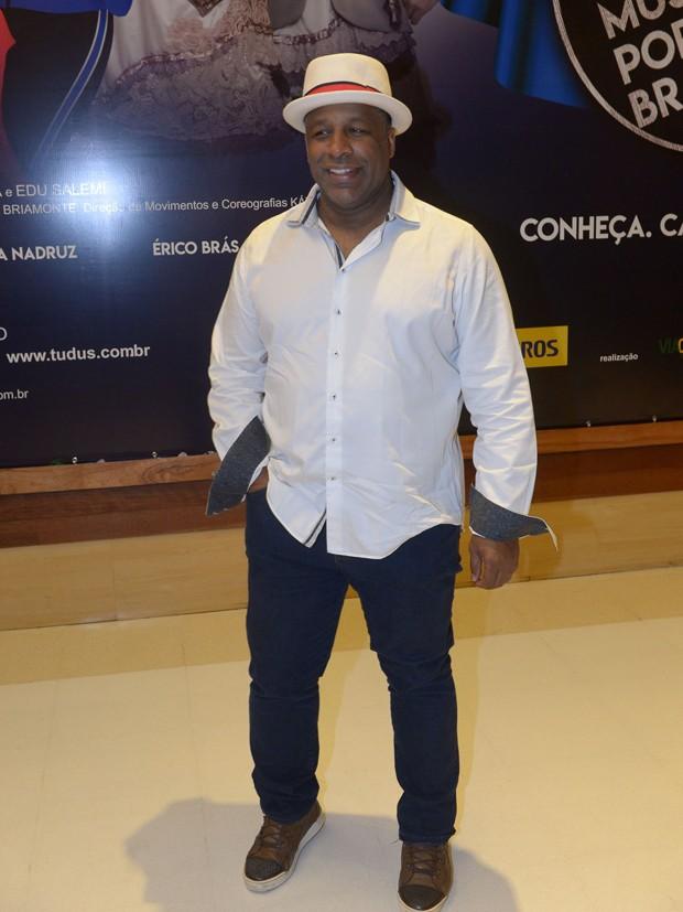 Ailton Graça (Foto: Francisco Cepeda/AgNews)