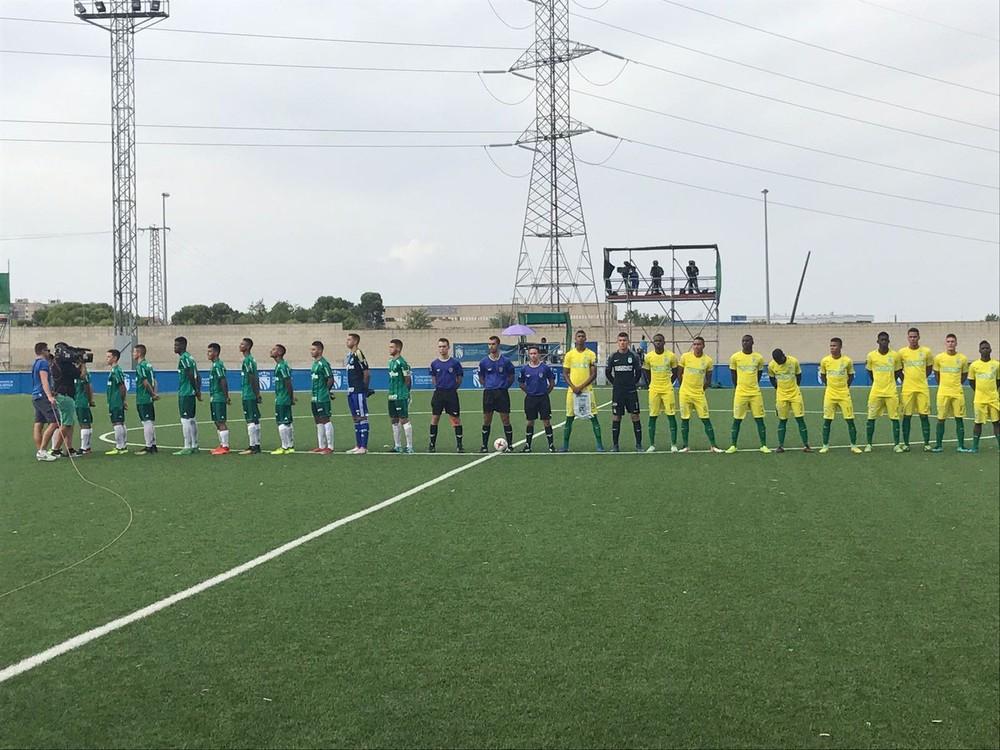 Após goleada na estreia, Palmeiras faz 5 a 0 na segunda rodada do Mundial sub-17