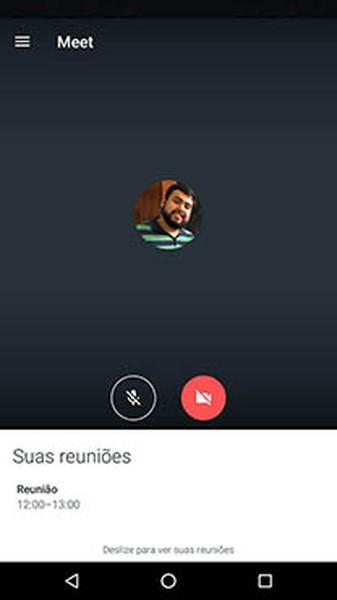 Hangouts Meet | Download | TechTudo