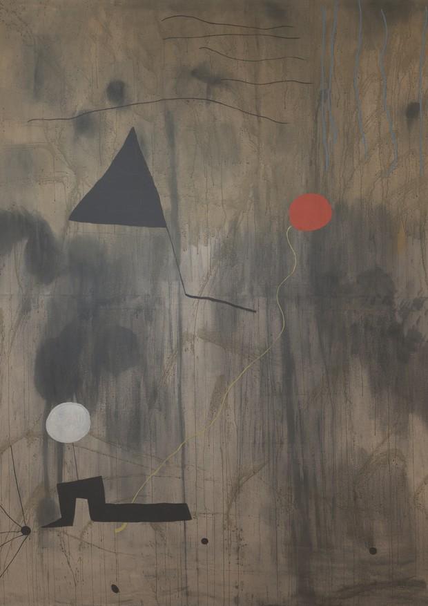 The Birth of the World (1925), obra que dá nome à mostra  (Foto: MoMA/Divulgação)