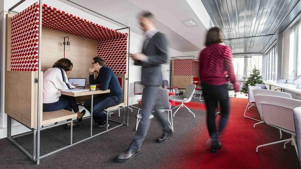 O ideal é que QI, QE e QA se complementem, mas 'existem gênios rígidos', brinca Amy Edmondson — Foto: GETTY IMAGES via BBC