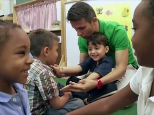 Brasileiro é um dos 4 finalistas ao prêmio de melhor professor dos EUA