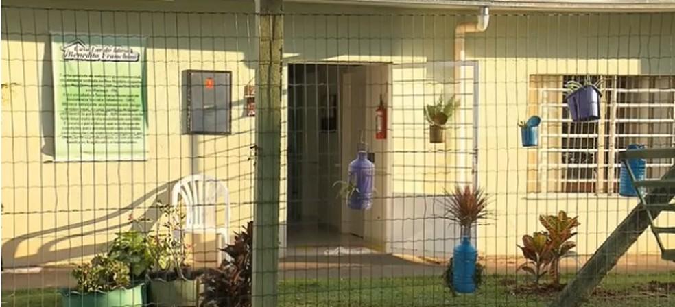 Idosos da Casa Lar e mais seis funcionários testaram positivo para Covid-19 em Maringá  — Foto: Reprodução/RPC