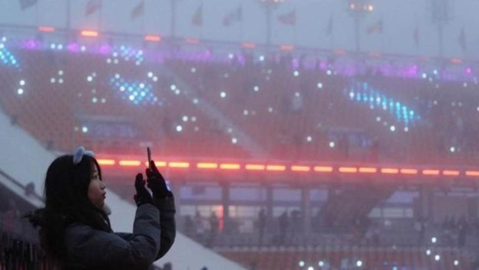 A Coreia do Sul tem a internet doméstica mais rápida do mundo — Foto: Itar-Tass News Agency/Alamy via BBC