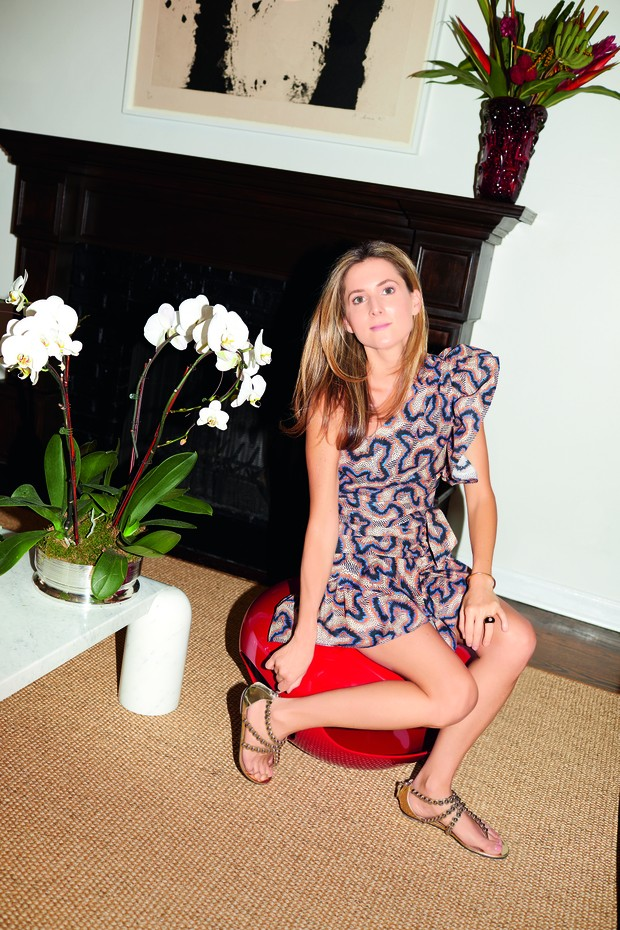 Marina Larroudé (Foto: Pedro Arieta/Arquivo Vogue)