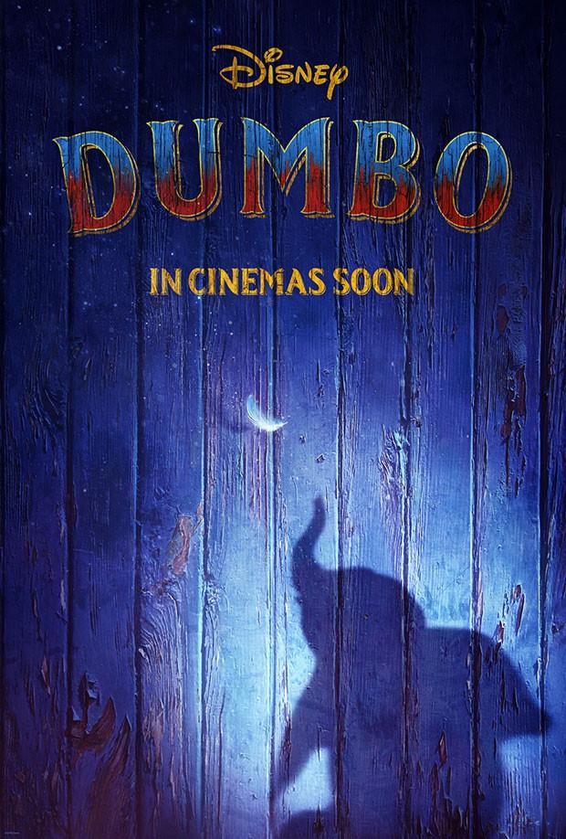 O pôster de Dumbo (Foto: Divulgação/Disney)