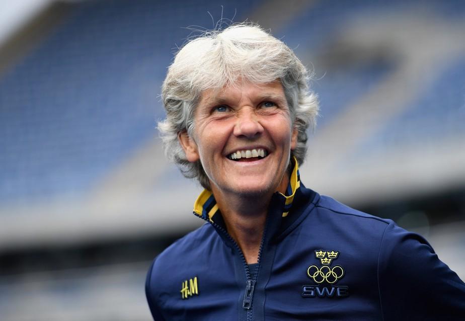CBF conversa com Pia Sundhage para substituir Vadão; bi olímpica com EUA já sinalizou interesse