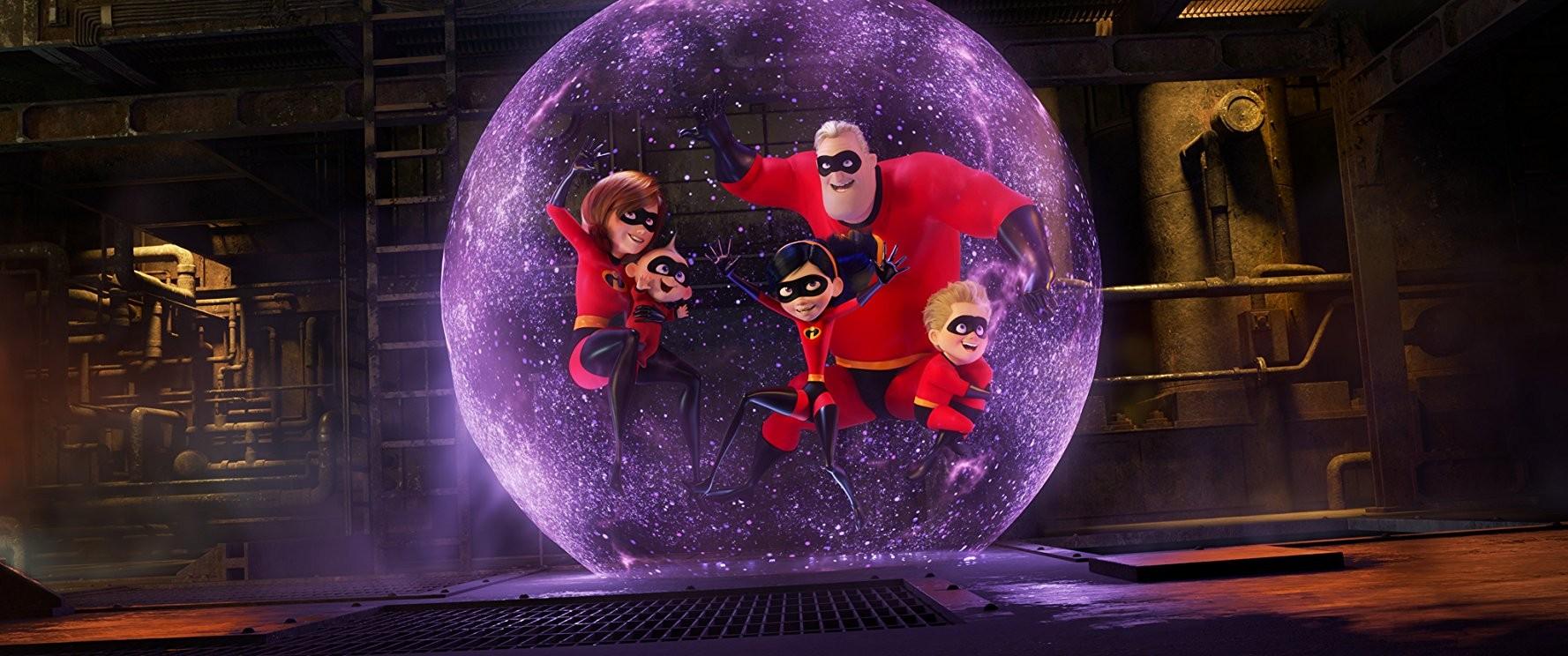 Os Incríveis 2 concorre à Melhor Animação no Oscar 2019 (Foto: Divulgação)