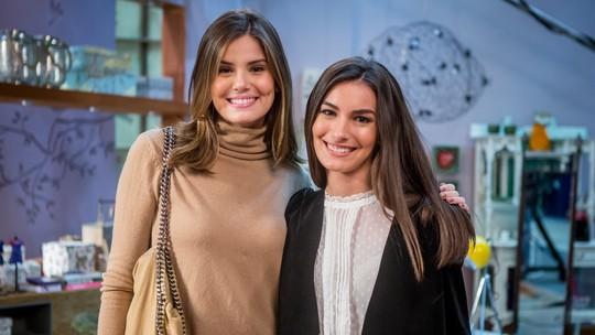 Camila Queiroz grava 'Rock Story' como Luíza, sua personagem em 'Pega Pega'