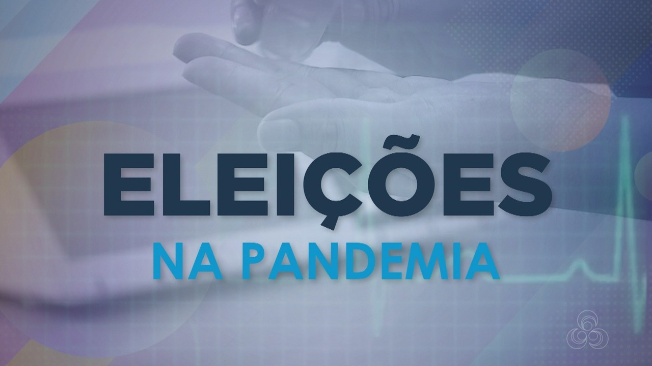 Eleições na pandemia: votação conta com regras de contenção do novo coronavírus