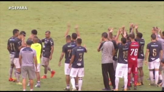 Remo x São Raimundo-PA - Campeonato Paraense 2019 - globoesporte.com