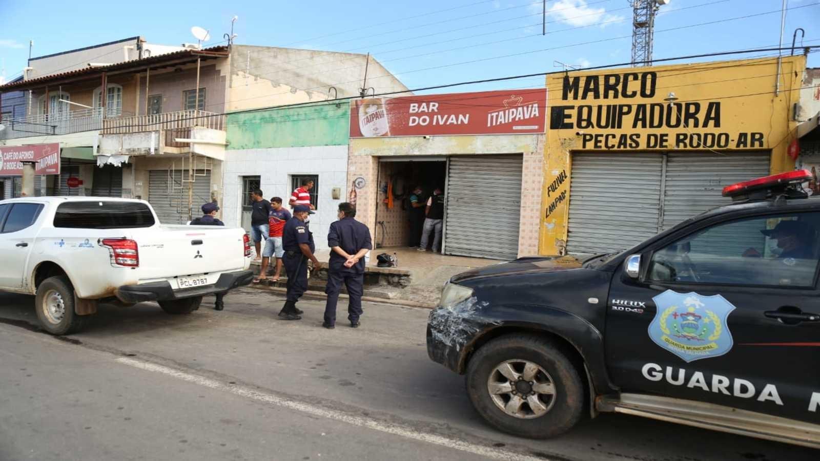 Serra Talhada decreta barreiras sanitárias contra o coronavírus