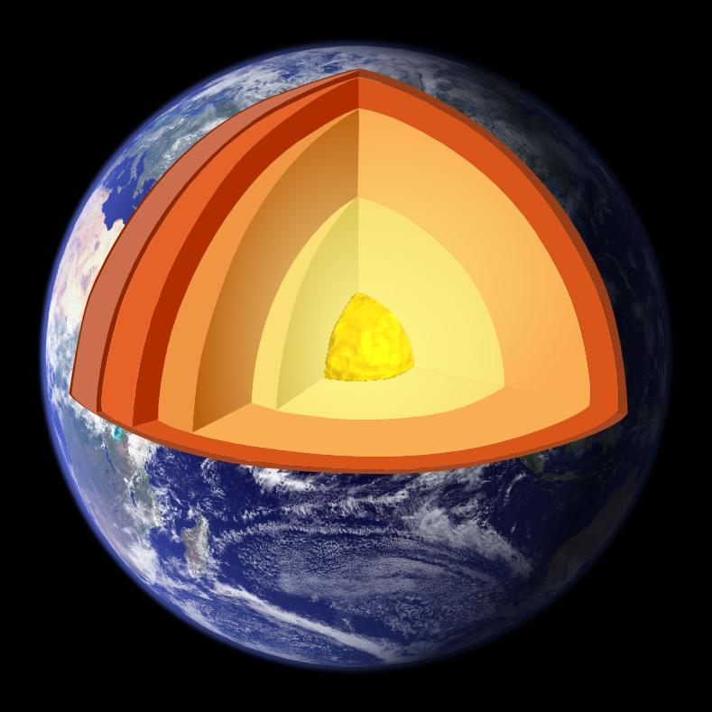 Há diamante no interior do planeta - e não é pouco (Foto: CharlesC/ Wikimedia Commons )