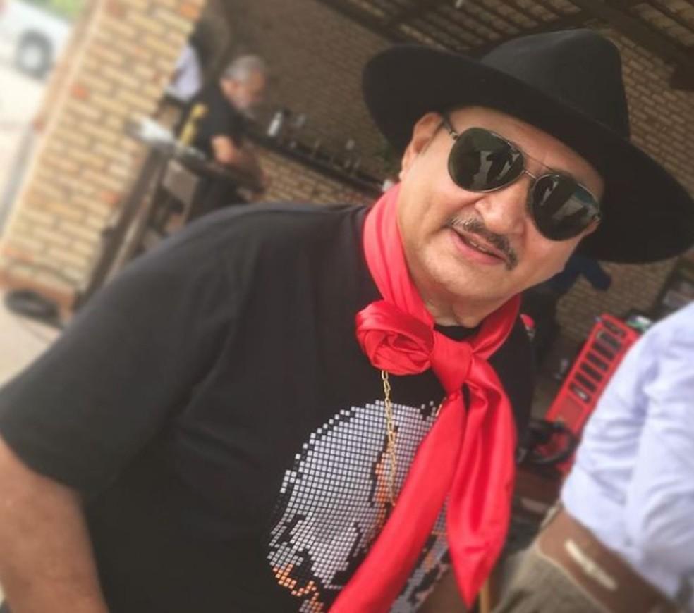 dedim - TRISTEZA: Filho de Dedim Gouveia morre sete dias após pai falecer com Covid-19, em Fortaleza