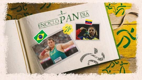 EncicloPANdia - tudo o que você precisa saber sobre o atletismo no Pan