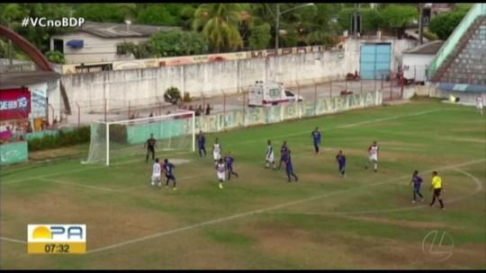 Ex-atacante de Remo e Paysandu brilha nos 7 a 1 do Cametá diante do Vênus: Assista: