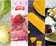 9 sabores de sorvete de fruta para fazer em casa e ter uma sobremesa saudável