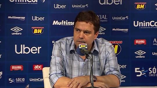 Em áudio vazado, Itair Machado dispara contra opositores e afirma que pediu trégua para salvar o Cruzeiro